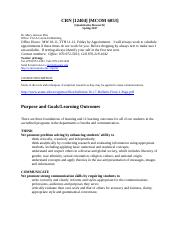 CRN 12404 Syllabus Quantitative Methods(1).doc