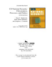 US National Security_Policymakers Processes and Politics.pdf