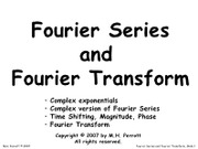 fourier series help