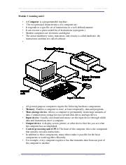 Microprocessors and MicrocontrollersArchitecture of Microprocessors