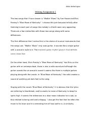 Music Writing Assignment 1.docx