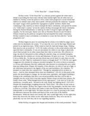 Daniel boone informative essay