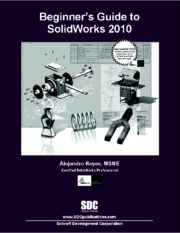 Beginner's Guide to SolidWorks 2010