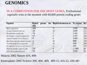 5 Genomics and Vaccines