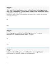pos 2041 political parties essay