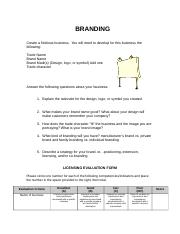 MGMT-422- Creating A Brand Template.doc