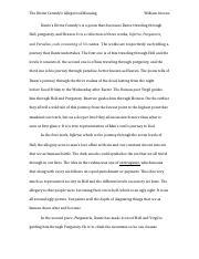 roml essay topics roml italians iso harmony develop one 3 pages dante s divine comedy essay