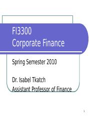 Fi3300_Chapter08_09.ppt