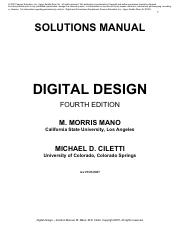 Solutionmanual-DigitalDesign4thed-MorrisMano_P1-P294_