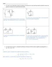 Lecture 5 worksheet Solutions
