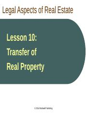 CA Law Lesson 10 PPT.ppt