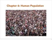 Lect 21 Oct 30 Human Pop (posting)