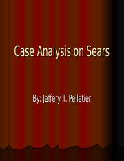 Case study of Sears.ppt