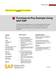 03-01 Procure to Pay Assignment Instruction.pdf