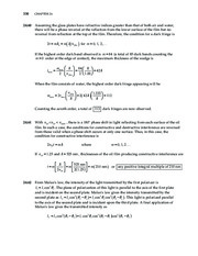 28_Chapter 24 HomeworkCH24 Wave Optics