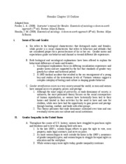 Ch. 10 Notes-Fall 2009