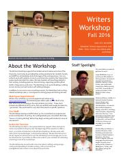 F16 Workshop Newsletter.pdf
