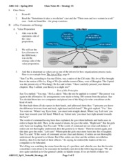 ARE112_Sp11_Notes06_Strategy_01