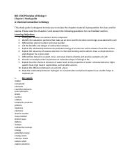 BIO 1500 Chapter 2 Study Guides.docx