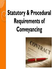 Statutory _ Procedural Reqs of Conveyancing.pdf