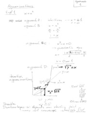 Lecture 17. Blackboard notes Approximations