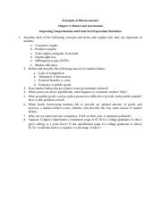 Chapter 4 - Improving Comprehension and Exam Test Preparation Worksheet.docx