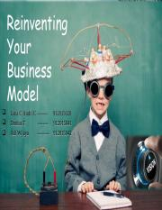Reinventing Business Model.ppt
