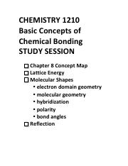 CHEMISTRY 1210 Basic Concepts of Chemical Bonding.pdf