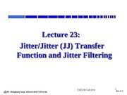 Lecture_23_Jitter_filter