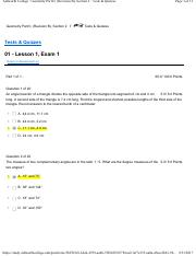 Lesson 1 Exam 1 Geometry Part II, (Revision B), Section 2.pdf