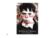 angela s ashes sg df View test prep - angela's ashes sg df (1) from english ap english at toll  gate high school angelas ashes by frank mccourt chapter one 1 how does.