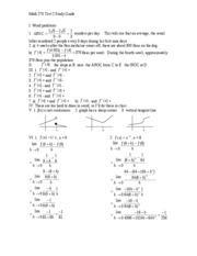 Math_270_Test_2_Study_Guide_Answers