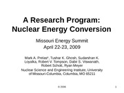 NuclearEnergyConversion