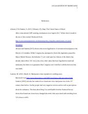 Annotated Bibliography-Legalization of Marijuana.docx