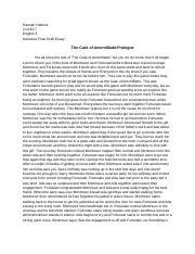 assignment 03.08 the narrative essay final draft