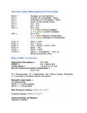 Rajesh Nair Pmp Notes Pdf