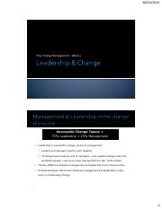 Leadership and Change - PT and Sat handout.pdf