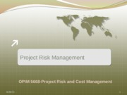 Lect#7-Project-Risk Management20