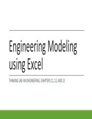 Class 8-1 Engineering Modeling Using Excel.pdf