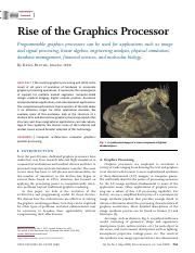 Rise of the Graphics Processor.pdf