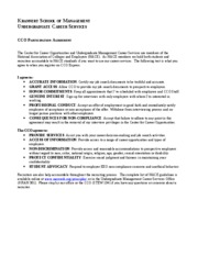 CCO Express (Participation Agreement)