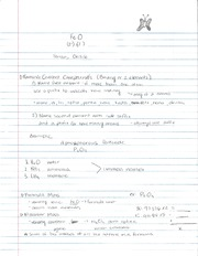 CH 105 Covalent Compound Notes