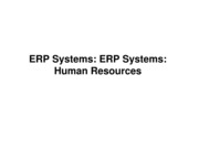 Ch 6 ERP Systems_ Human Resources
