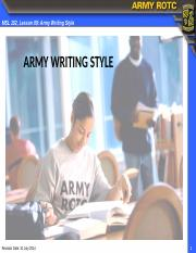 MSL102L09_Army_Writing_Style_Slides(1).pptx