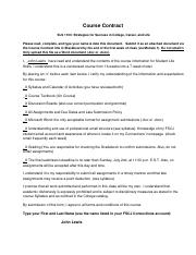 Course Contract - SLS 1103 John Lewis .docx