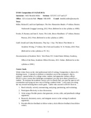 Miller - Student Syllabus EN101-2013 - Working (2)