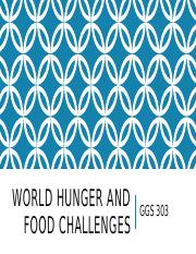 World Hunger and food challenges.pptx