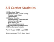 Chapter25_Carrier-Statistics