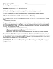 African_American_studies_civil_rights_worksheet_part_one_assignment_3_and_4