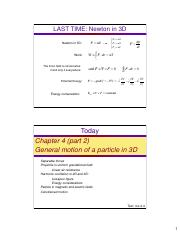 Lecture09-(4.2-4.4).Motion in 3D